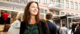 Mette Annelie Rasmussen i København