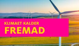 Mette Annelie Rasmussen og klimaet kalder!